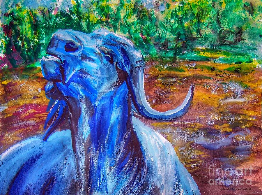 Water Buffalo by Abbie Shores