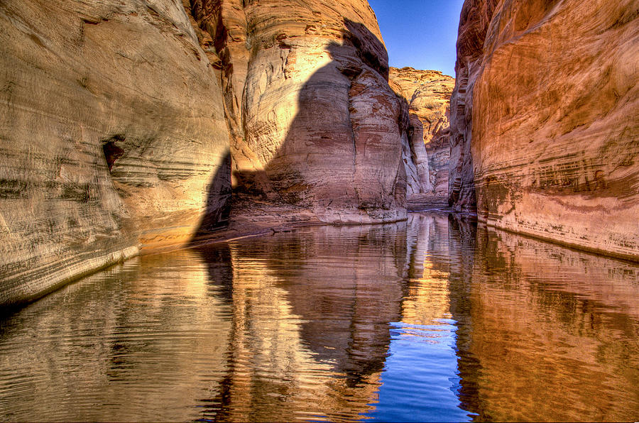 Water Canyon Photograph By Jon Berghoff