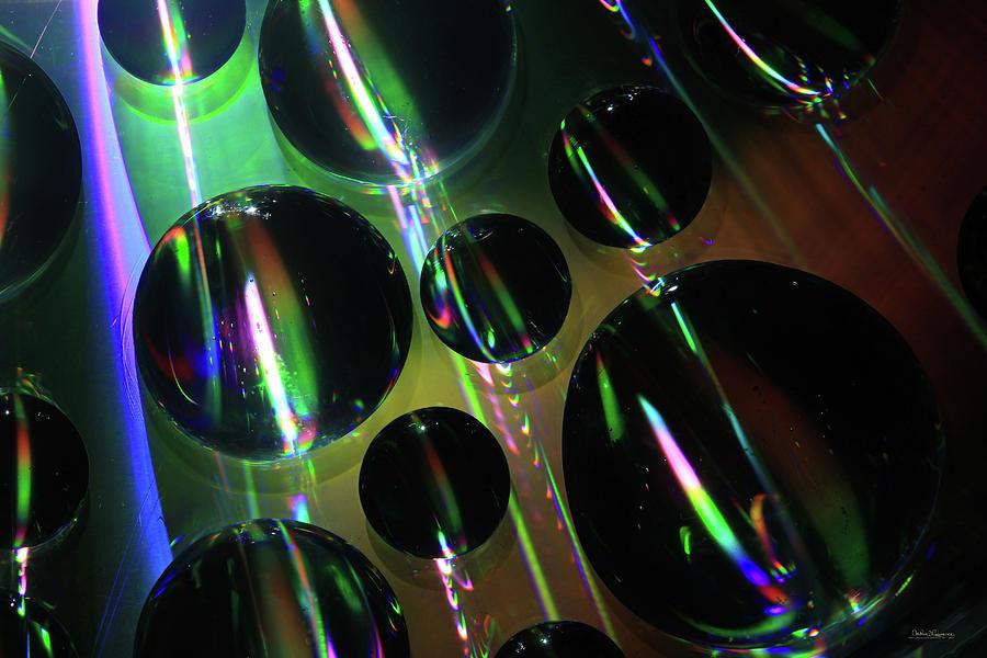 Saskatchewan Digital Art - Water Droplets 1 by Andrea Lawrence