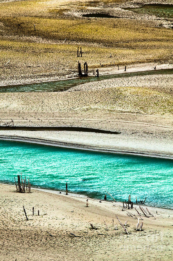 Landscape Photograph - Water Edge 5 by Emilio Lovisa