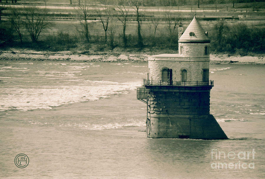 Madison County Illinois Photograph - Water Intake 2 by Helena M Langley