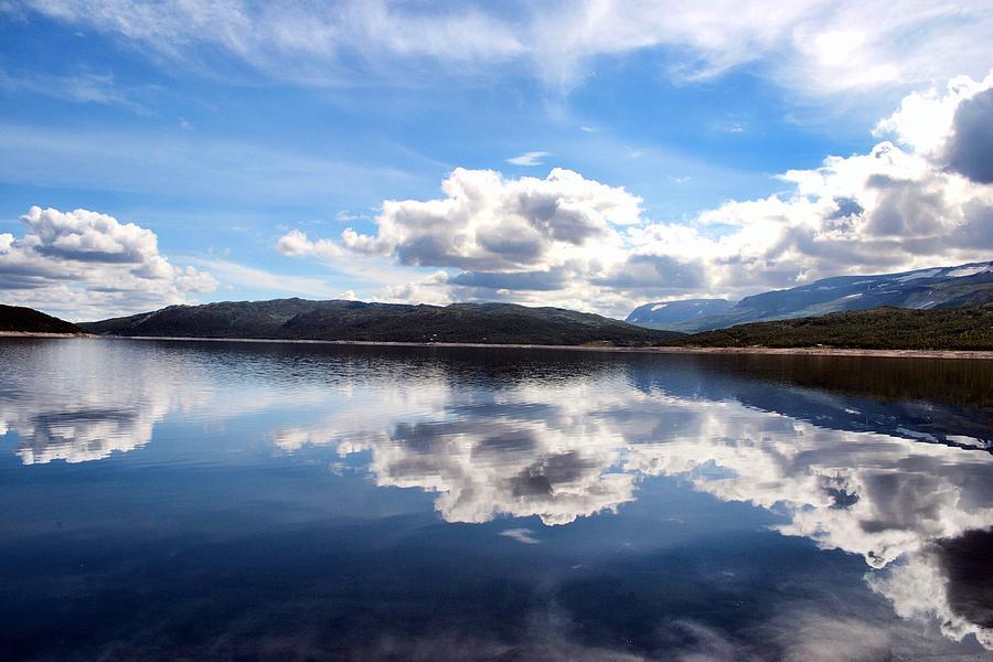 Water Mirror Photograph By Bianca Van Heumen