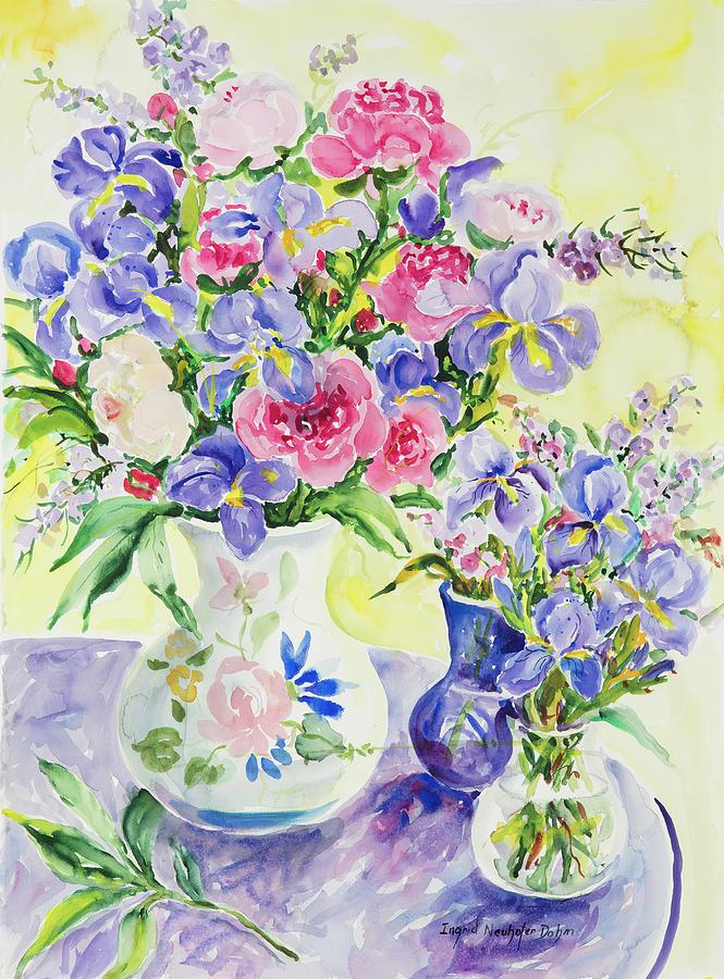 Watercolor Series 106 Painting