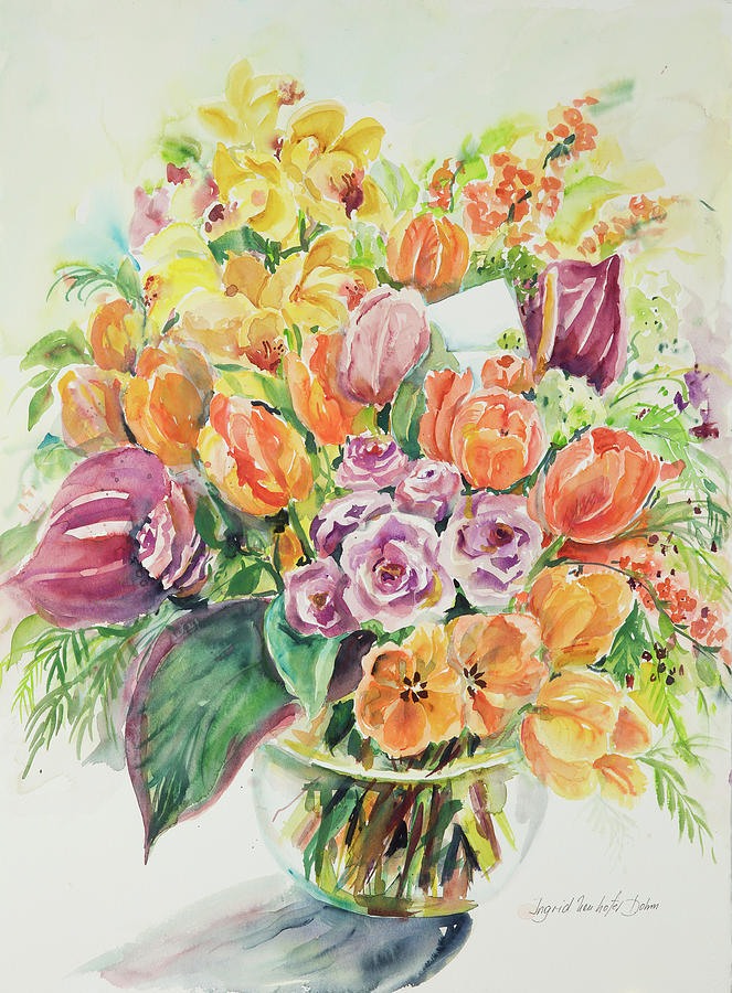 Watercolor Series 37 Painting