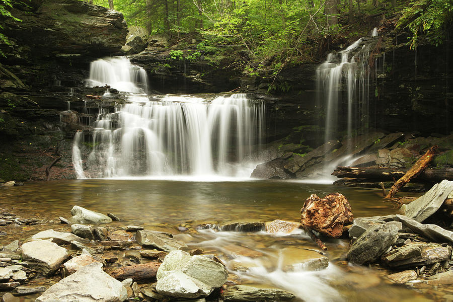 Waterfall by Eric Foltz