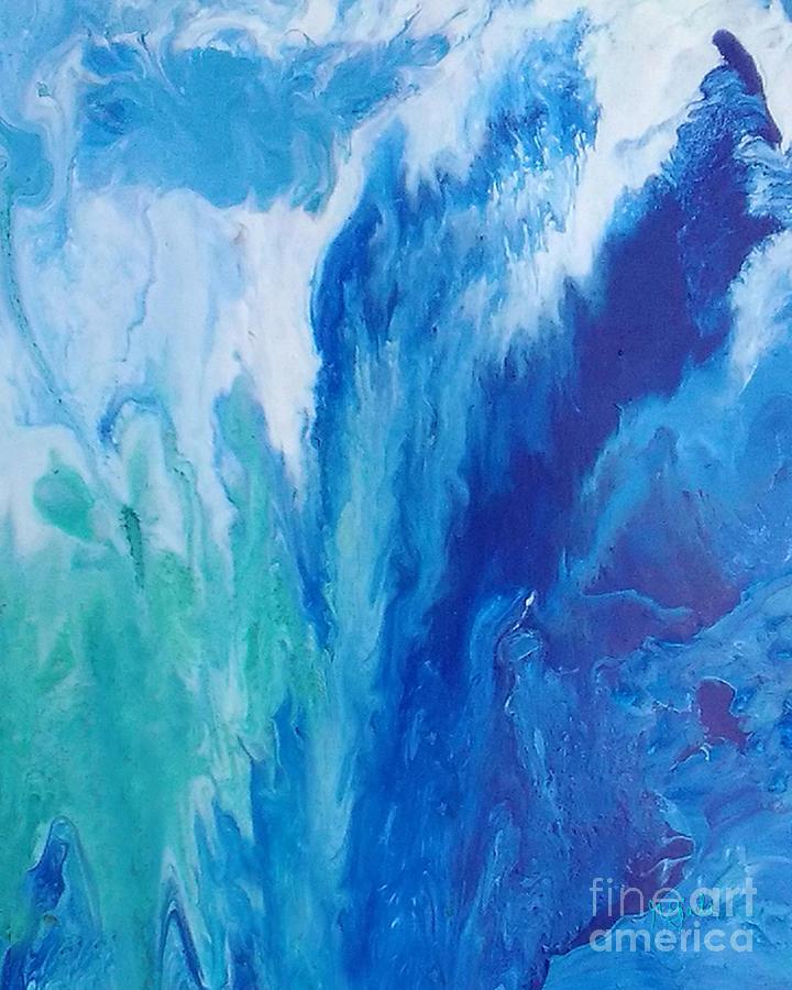 Waterfall by Giada Rossi
