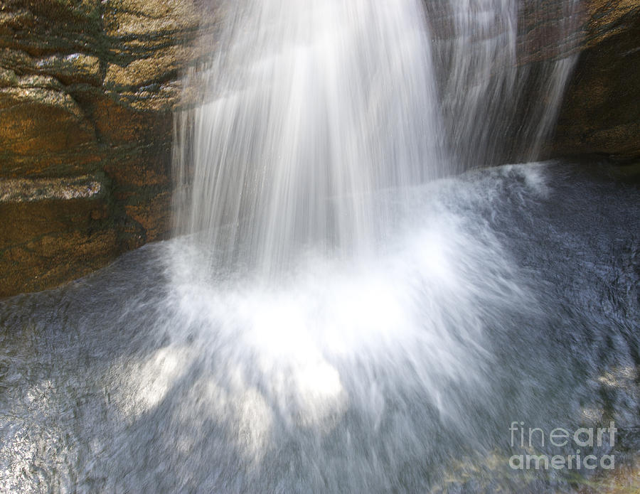 Waterfall in NH Splash 3 by Michael Mooney