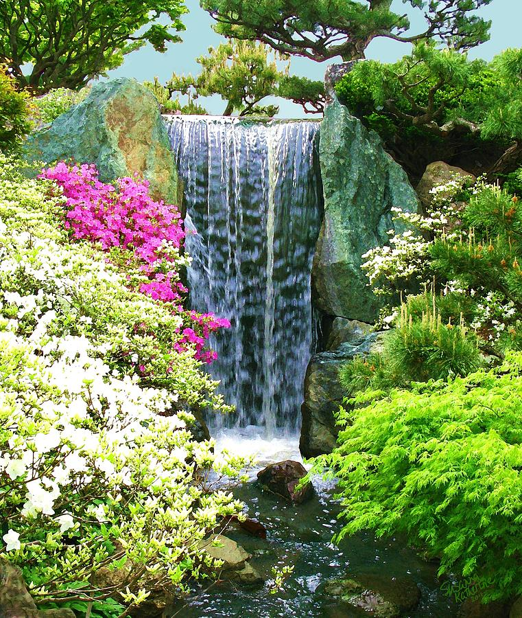 Живые картинки с растениями