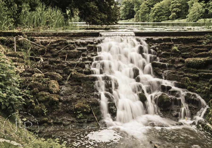 Water Photograph - Waterfall by JT Photography