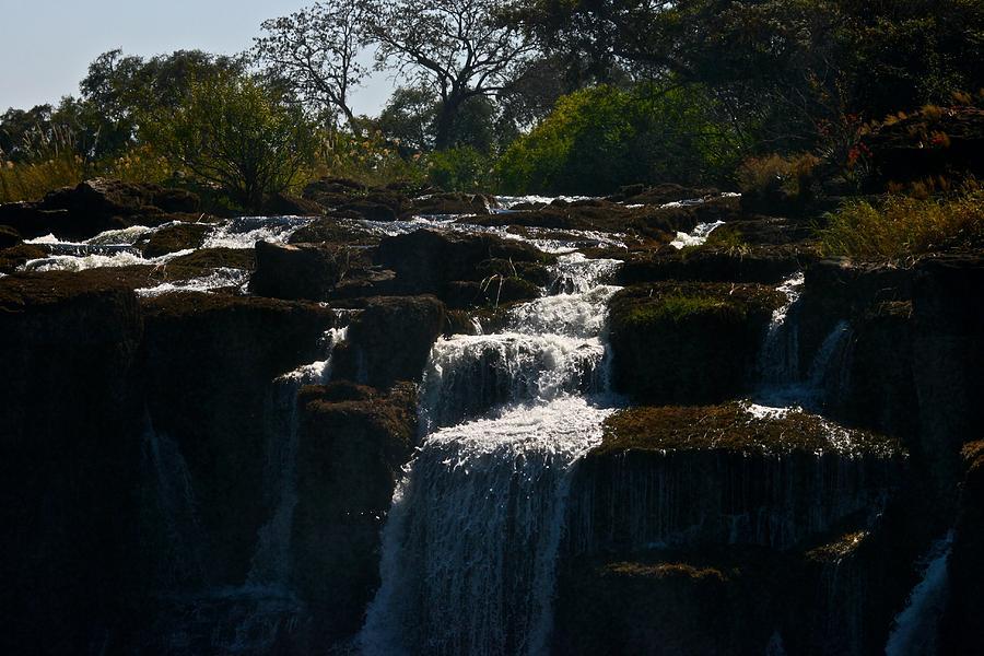 Waterfall Photograph - Waterfall by Miranda  Miranda
