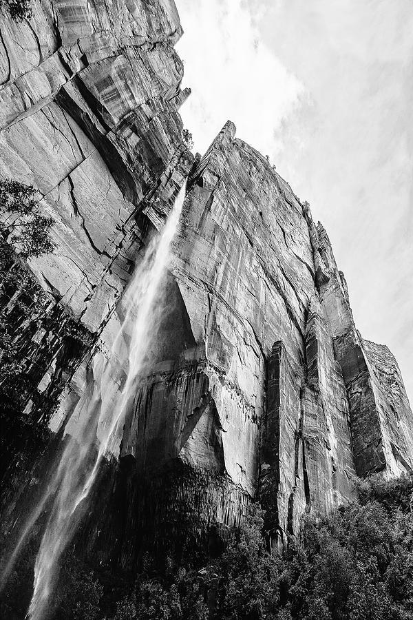 Waterfall by Mustapha Dazi