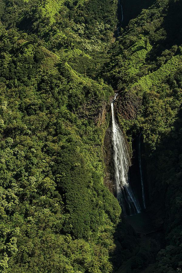 Waterfall Of Dreams Photograph