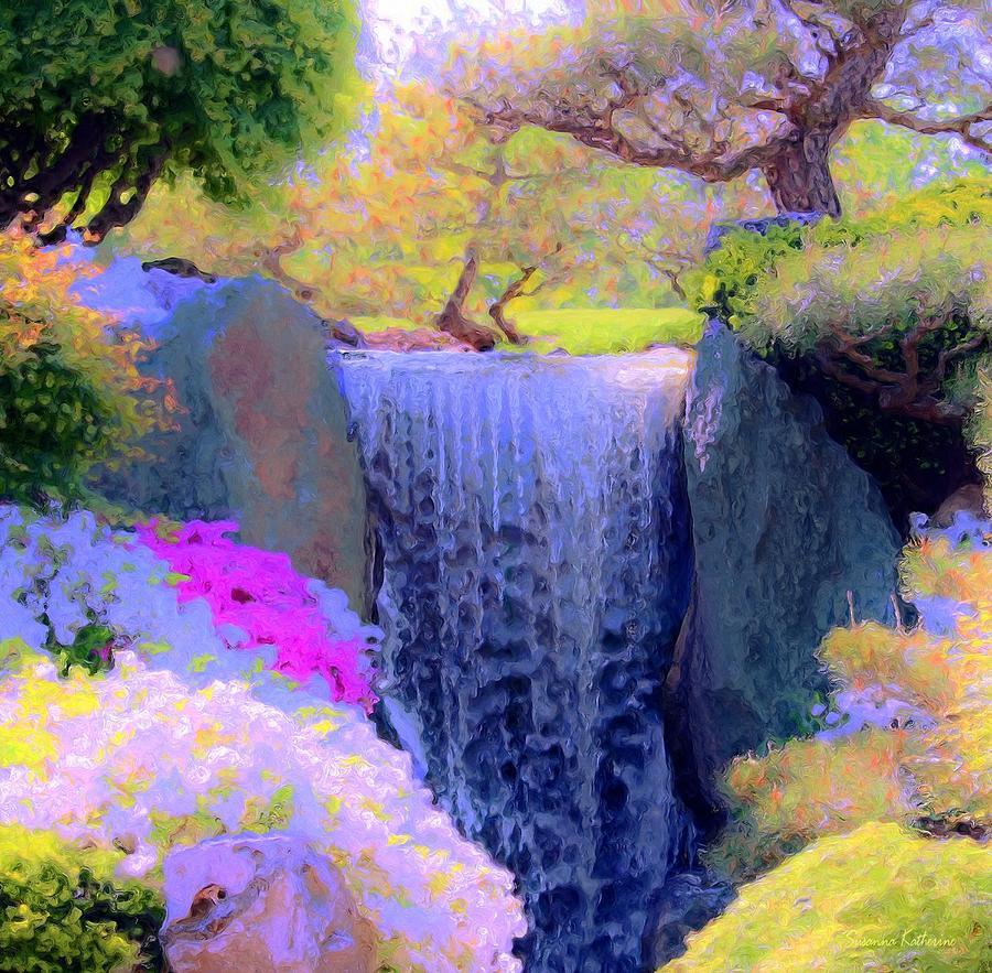 картинки весна природа водопады периодические ноющие