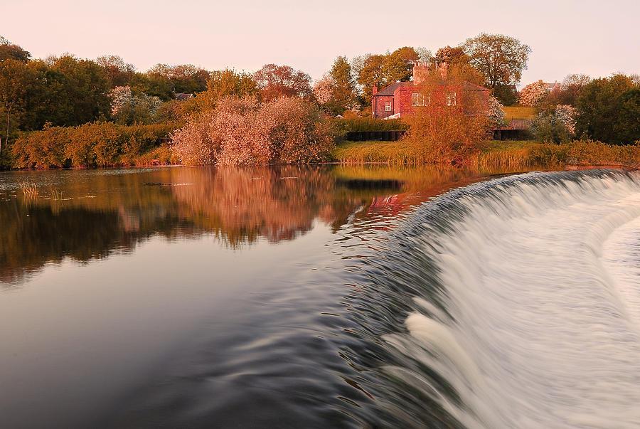 Countryside Photograph - Waterfall06 by Svetlana Sewell
