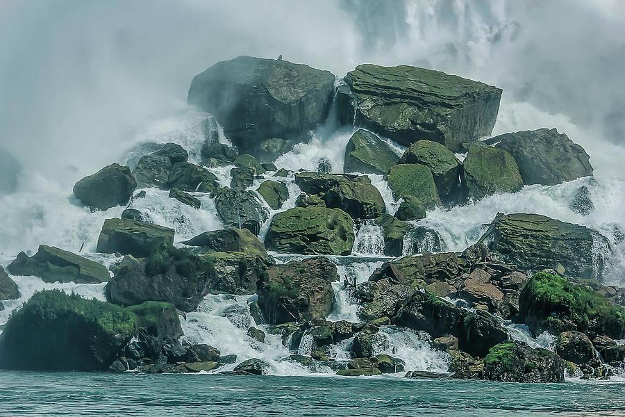 Waterfalls-niagara 2 Photograph
