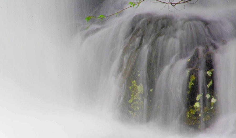 Waterfall Photograph - Waterfalls2 by Trina Huston