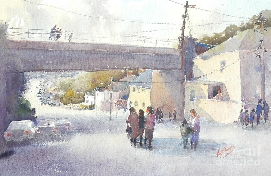 Waterford Greenway Road Bridge, Kilmacthomas by Keith Thompson