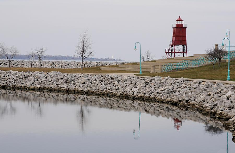 Water Photograph - Waterfront by Dan Holm