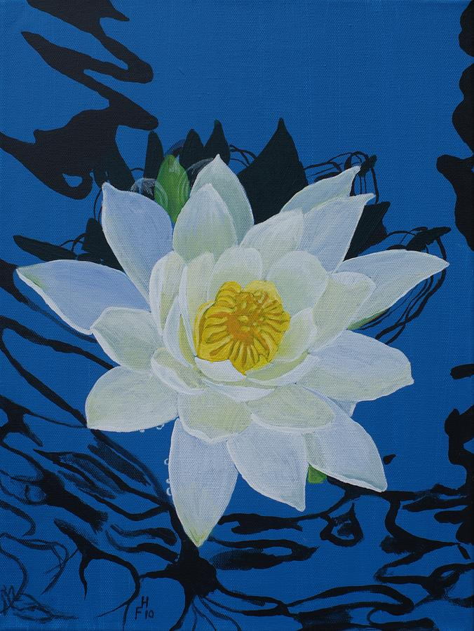 Waterlily by Frank Hamilton
