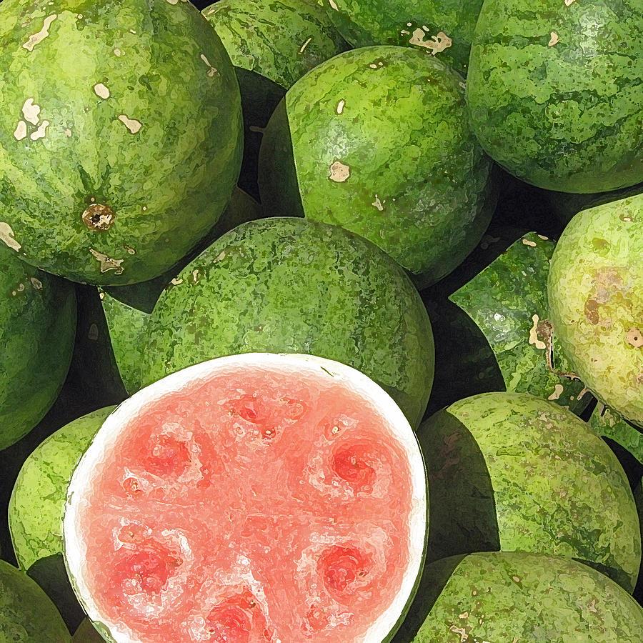 Watermelon by John Vincent Palozzi