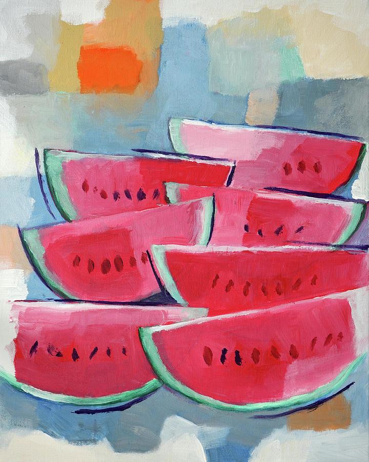 Watermelons by Lutz Baar