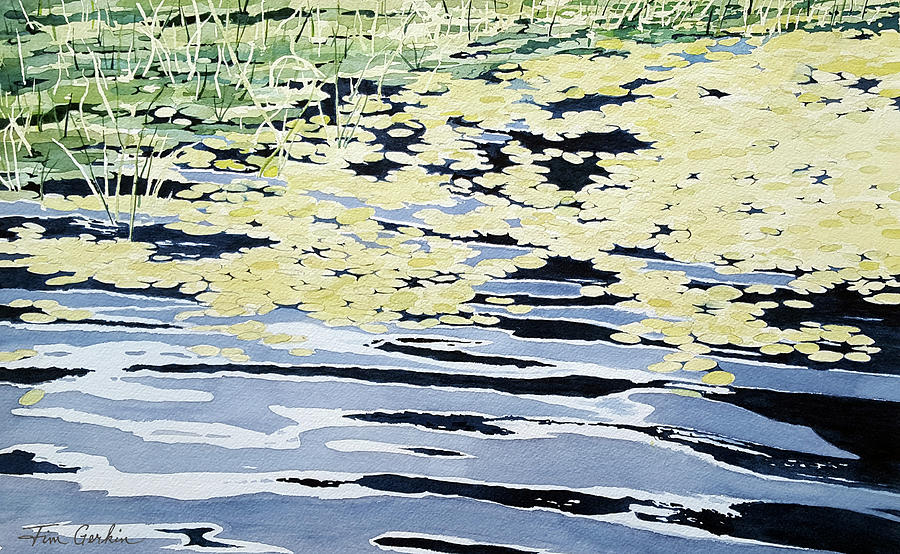 Waters Edge by Jim Gerkin