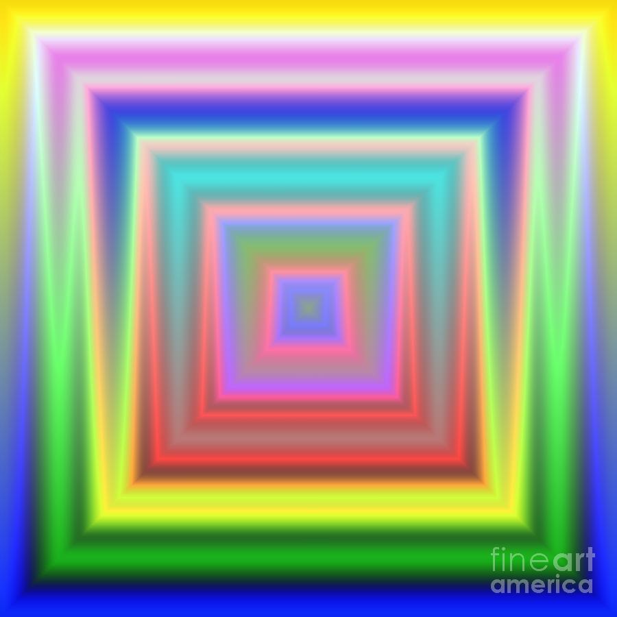 Colors Digital Art - Wave 008 by Rolf Bertram