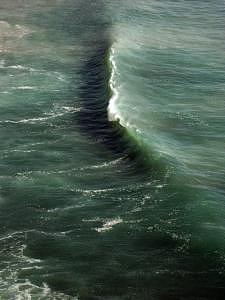 Surf Photograph - Wave Big Sur by Jason Sanders