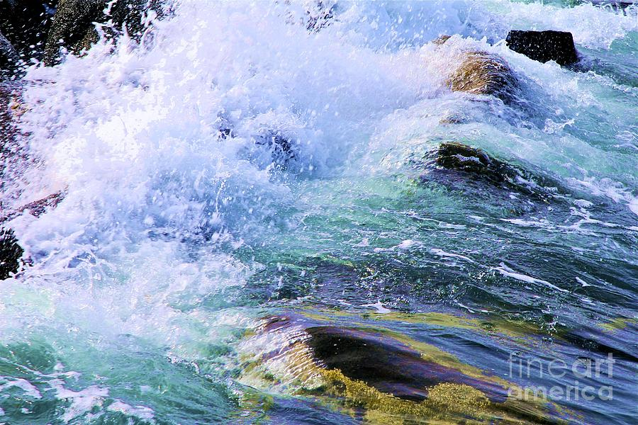 Wave Power by Ronald Rockman