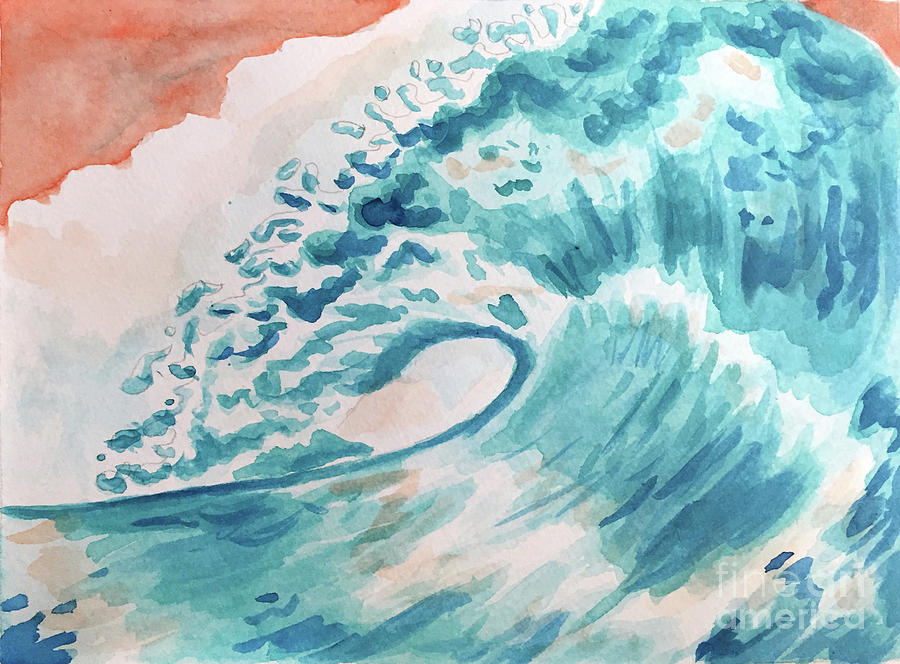 Wave by Whitney Morton