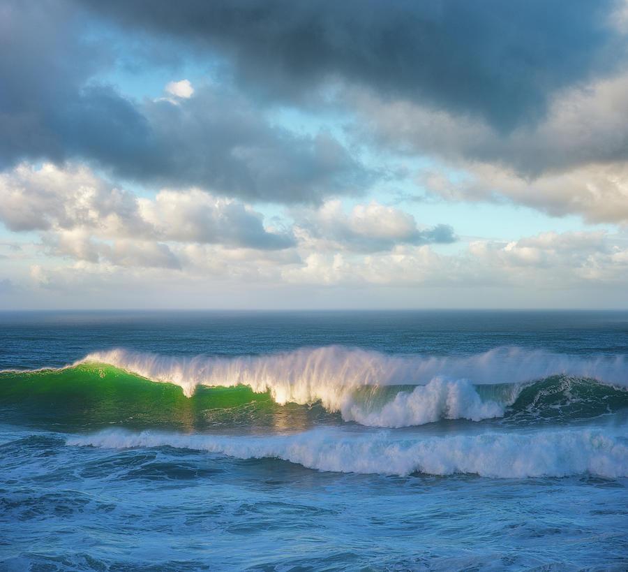 Wave Length Photograph