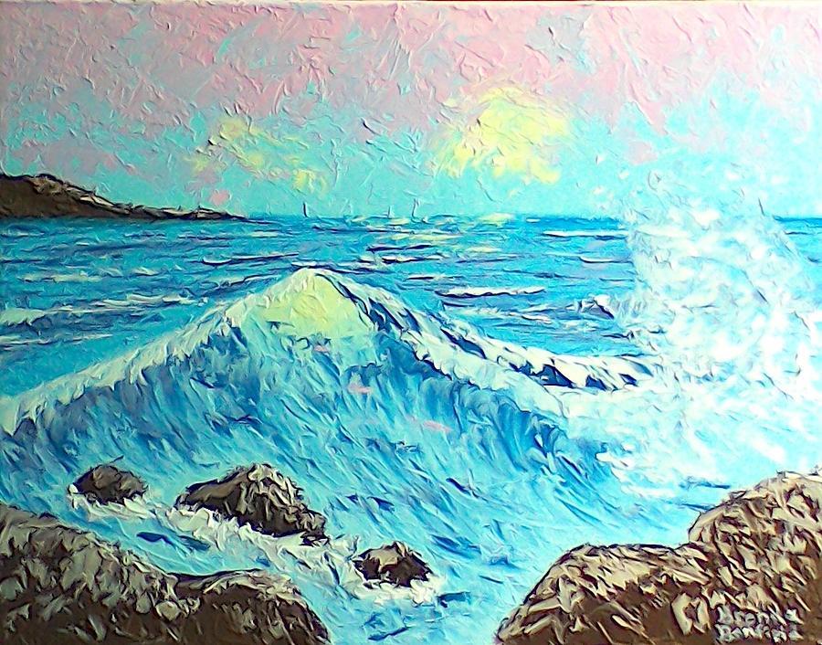 Waves by Brenda Bonfield