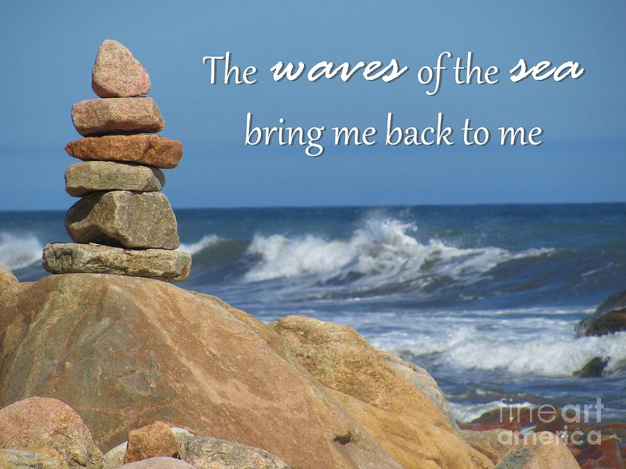 Waves of the Sea by Tammie Miller
