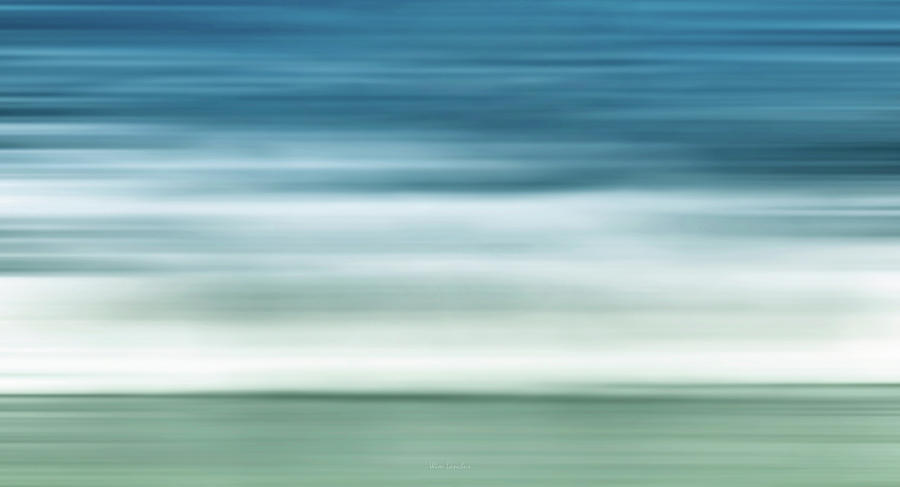 Waves Photograph - Waves by Wim Lanclus