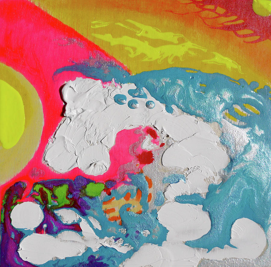 Wave Painting - Wavesetting #1 by Joseph Demaree