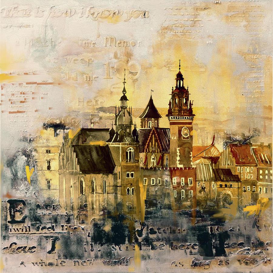 Poland Paintings | Fine Art America