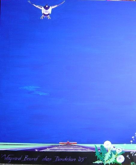 Wayward Bound Painting by Karel Witt