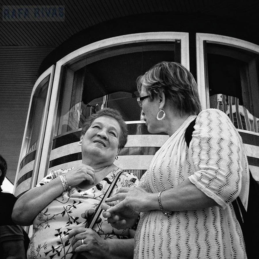 Lady Photograph - We Are Ladies  #woman #lady #women by Rafa Rivas