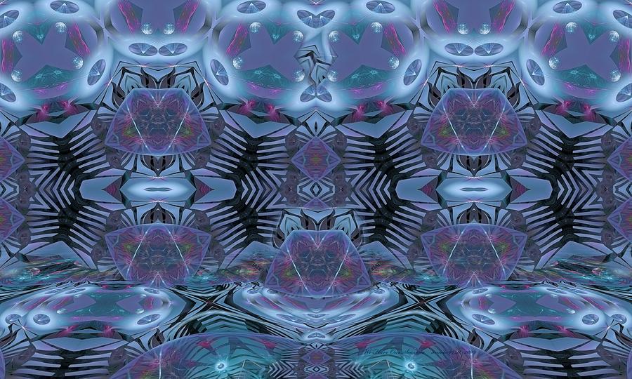 Fractal Digital Art - We Have Our Seasons by Gayle Odsather