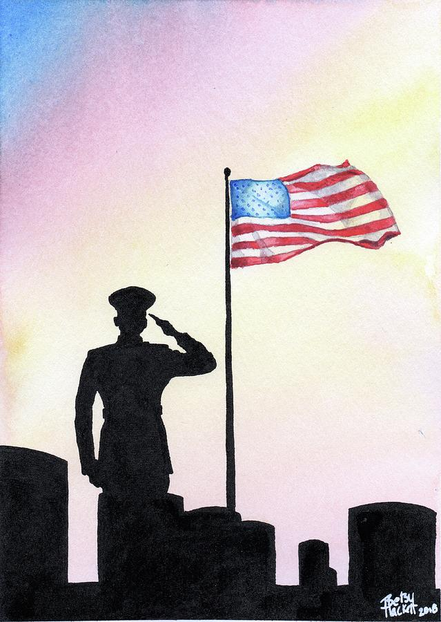 We Remember by Betsy Hackett