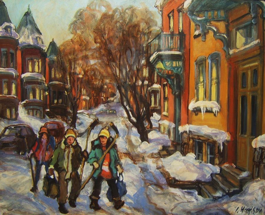 we won painting by ingrid harrison