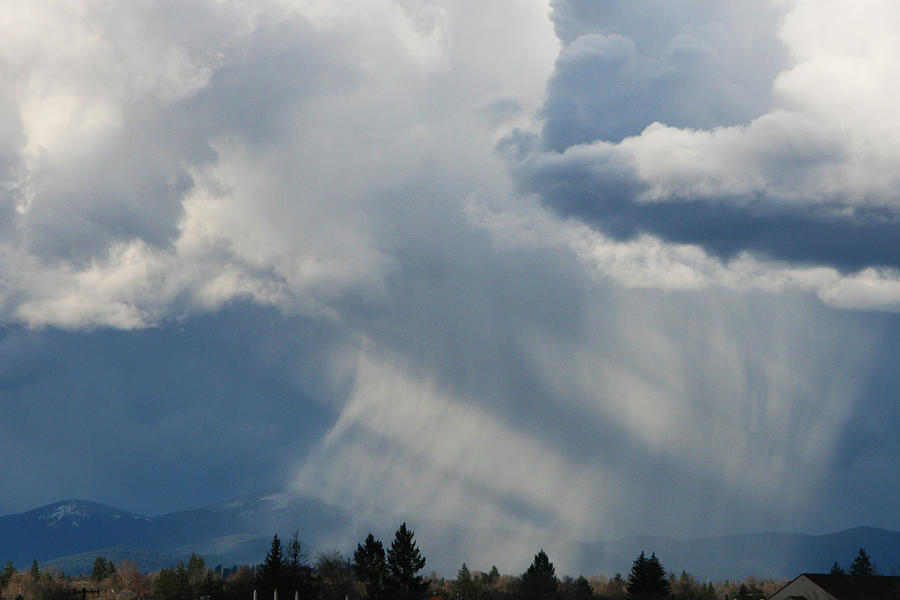 Weather Photograph - Weather by Kevin Phipps