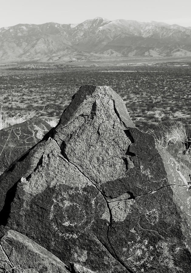 New Mexico Photograph - Weathered Peaks by Joseph Smith