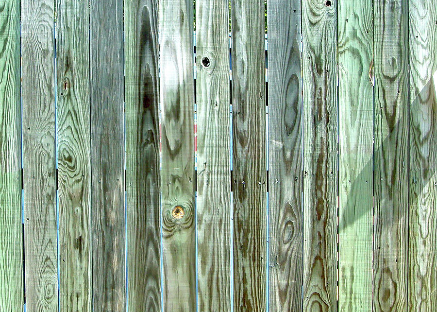 Weathered Photograph - Weathered Wood by Cathy Klopfenstein
