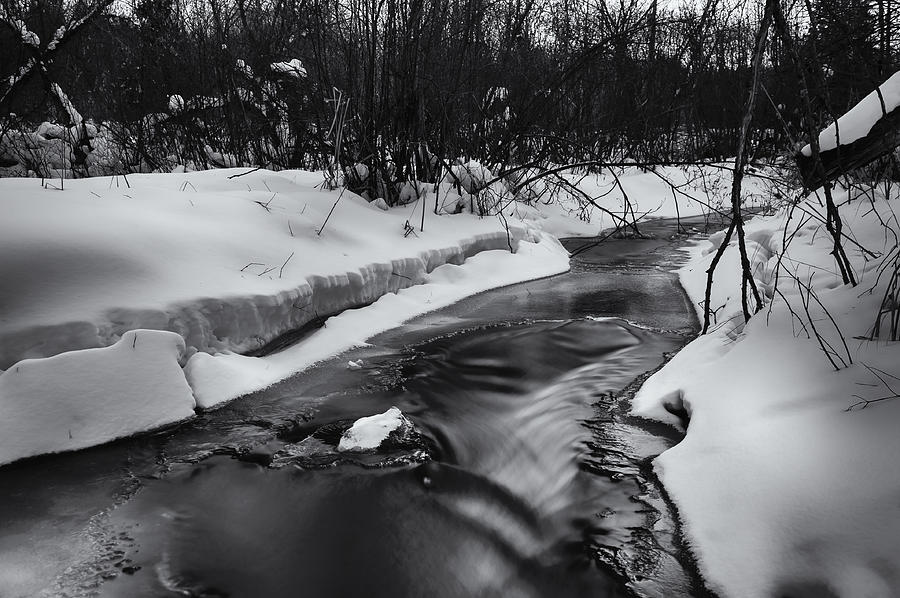 Weber Creek by Dan Hefle