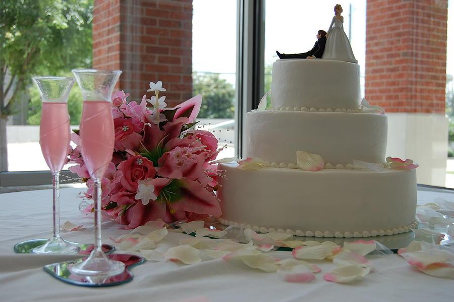 Wedding Photograph - Wedding Day by Beverly Hammond