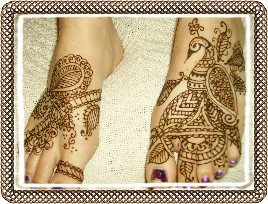 Ogden Drawing - Wedding Mehndi by Janet Gioffre Harrington