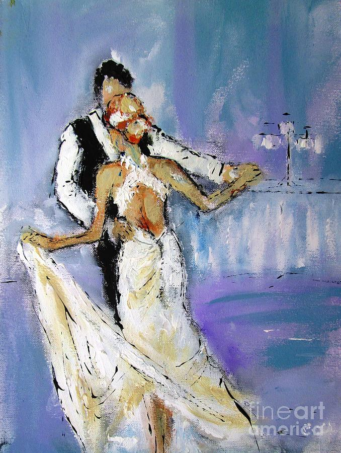 Wedding Painting As A Gift Not Available In Shops See Pixi Art
