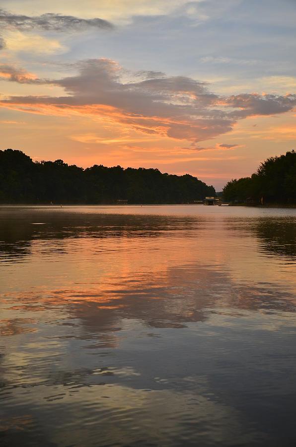 Wedowee Sunset Photograph