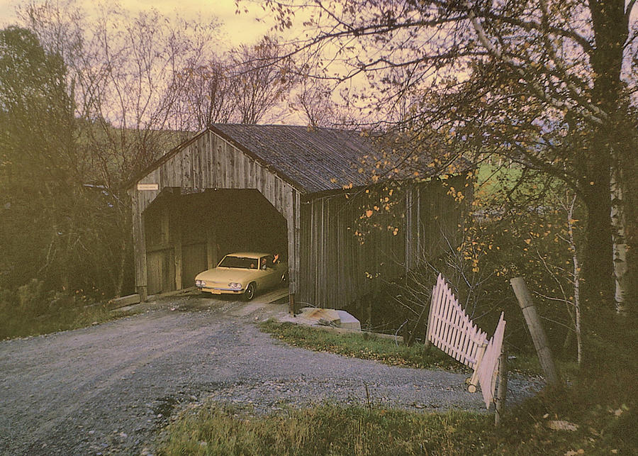 Vermont Photograph - Weekend In New England by JAMART Photography